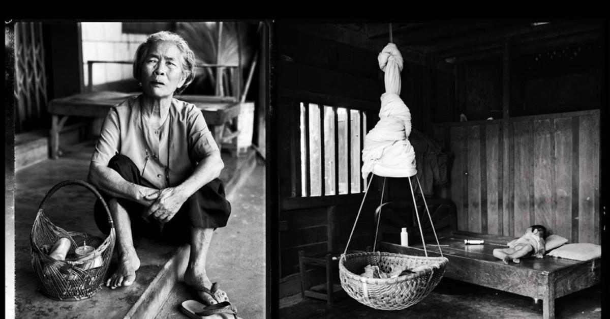 A work by French-Laotian photographer Hien.