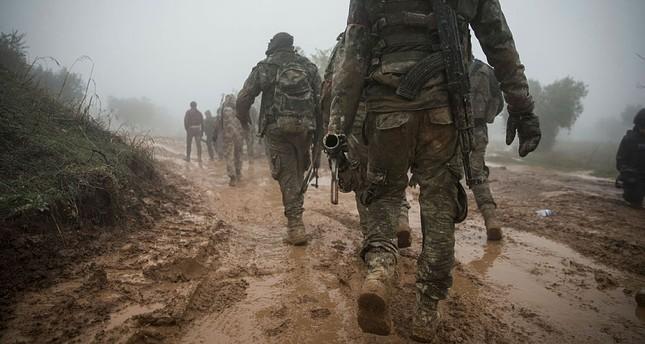 عفرين.. قوات غصن الزيتون تطهر 4 قرى جديدة من الإرهابيين