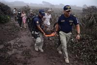 Vulkanausbruch in Guatemala: Mindestens 25 Tote
