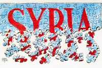 Building Syria's future in terror-free areas