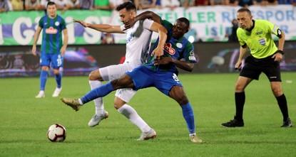قاسم باشا يخطف الفوز من ريزه سبور في الدوري التركي