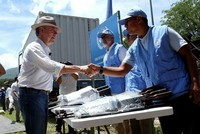Colombia declared its conflict with The Revolutionary Armed Force of Colombia (FARC) officially over Tuesday, as the rebel group handed over the last of its weapons.  The leftist FARC, Colombia's...
