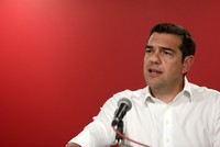 Greek PM Tsipras calls for snap vote upon European election loss
