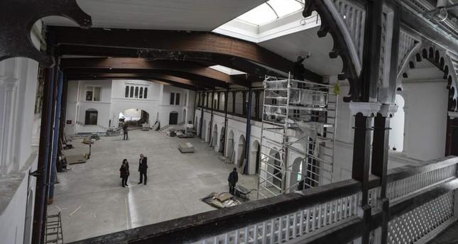 Turkish restoration breathing new life into old Bosnian madrasah