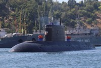 Russia sends two newly-upgraded submarines to Mediterranean
