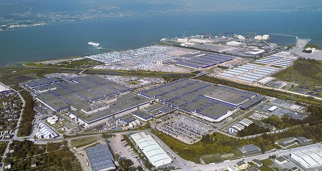 Ford Otosan Plants in Gölcük district, Kocaeli, northwestern Turkey. (Photo: Ford Otosan website)