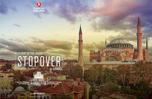 28,000 customers enjoy Istanbul with THY service
