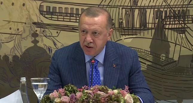 أردوغان: لا مطمع لنا بأراضي سوريا ونقف ضد الساعين لتقسيمها