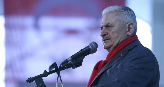 بن علي يلدريم - رئيس الوزراء التركي