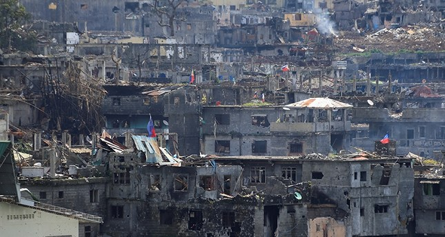 5-month battle against Daesh ends in Philippine city