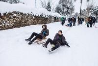 Nur zwei Wochen nach dem extremen Schneefall kommt eine neue Kälte-Front nach Istanbul, die ab Donnerstag die Stadt in Weiß hüllen wird. Zuletzt gab es 2009 solch einen schweren Schneefall.  Den...