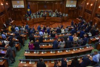 Kosovo sets Oct. 6 as date for snap parliamentary election