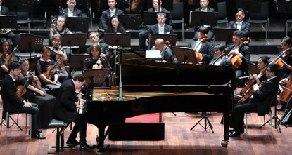 Shanghai Philharmonic, joined by Say, meets Turkish audience for first time
