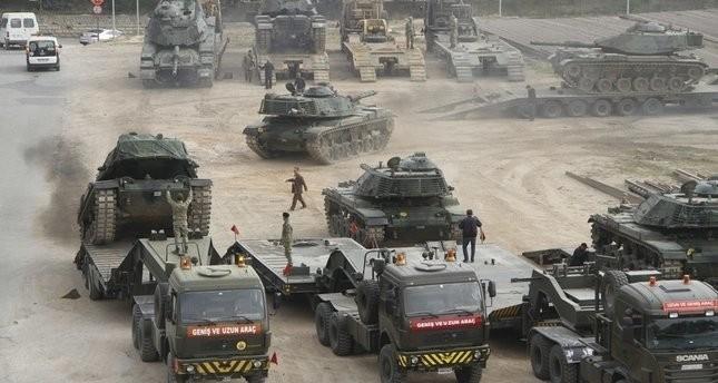 الجيش التركي: عملية درع الفرات انتهت بنجاح
