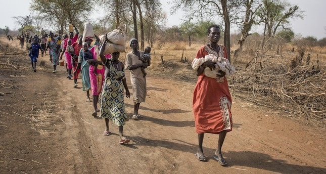 S Sudan no longer in famine, risk of starvation remains