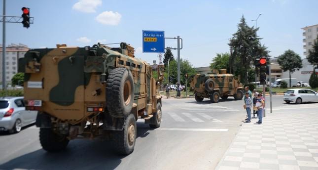 الداخلية التركية تعلن عن تحييد 8 إرهابيين في عملية أمنية بولاية شرناق