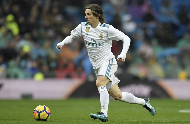 Croatia charges Real Madrid's Modric with false testimony