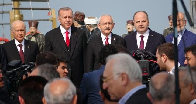 أردوغان: في كل يوم نحبط مؤامرة ضد تركيا ونجدد عزمنا لمستقبل أقوى