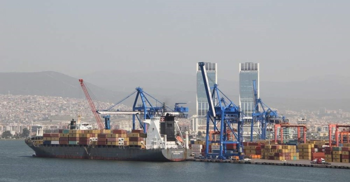 Turkey's exports amounted to around $180.46 billion in 2019, an all-time high. (IHA Photo)