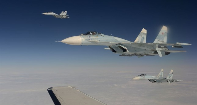 Russia offers Turkey Su-35 fighter jets amid F-35 program expulsion