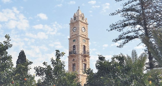 Ottoman-era clock towers telling time from Balkans to Middle East