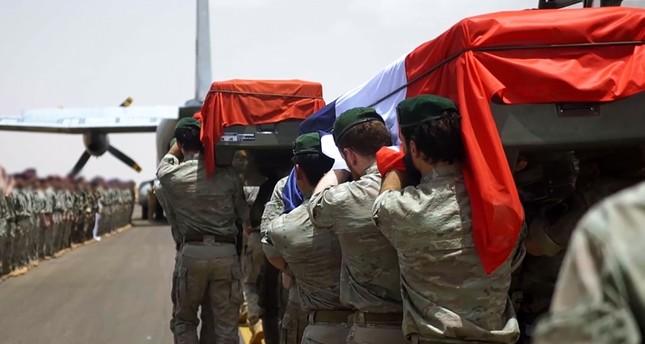 سقط في العملية جنديان فرنسيان (الفرنسية)