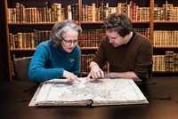 First printed Ottoman atlas discovered in Norway