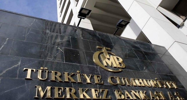 The Central Bank of the Republic of Turkey's headquarters in Ankara. Reuters Photo