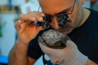 All the way from Mars: Turkish scientist builds meteorite collection