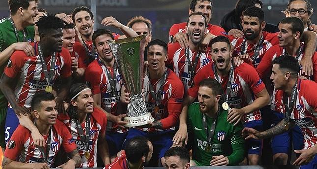 أتليتكو مدريد يتوّج ببطولة يوروبا ليغ للمرة الثالثة