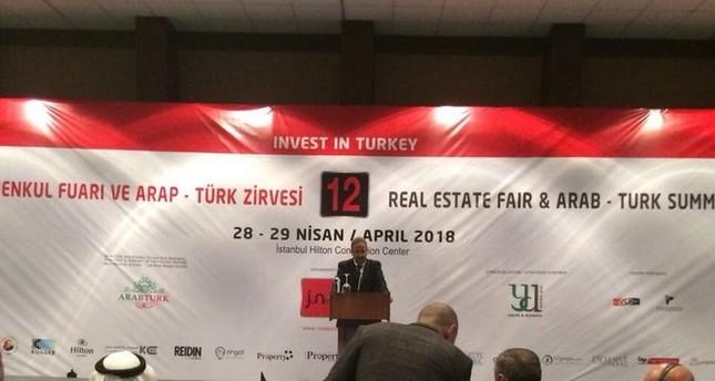 الملتقى العقاري الخليجي التركي الـ12 اليوم في إسطنبول