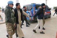 Police arrest so-called Daesh 'prosecutor' in southeast Turkey