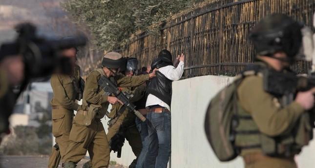 الجيش الإسرائيلي يعزز من وجود قواته في قرى الضفة الغربية