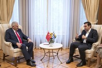 PM Yıldırım emphasizes solidarity in meeting with Greek PM in Athens