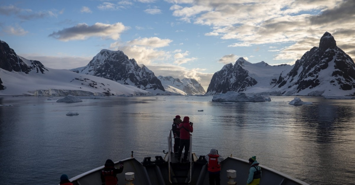Turkey's national expedition in Antarctica took place earlier this year.