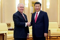 Sino-American relations tested as Tillerson visits Asia