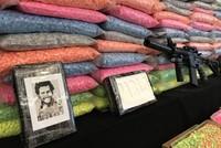 Escobar-wrapped cocaine, 1.8 million Ecstasy pills seized Istanbul drug raid