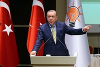 It is up to EU, not Turkey, to resume or end accession talks, Erdoğan says