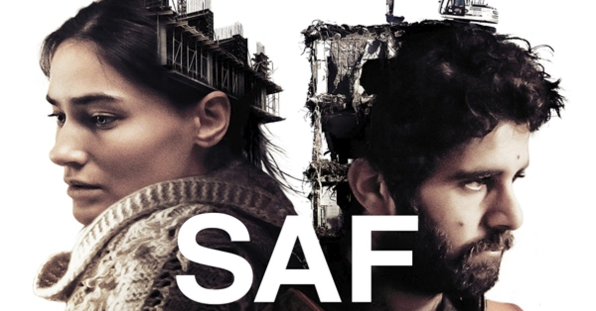 The film deals with a combination of issues like urban tranformation, labor and migration through the struggle of a couple.