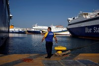 Greek ferry strike crippling Aegean islands ends as union, operators agree