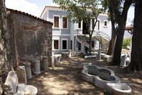 Historical Milas houses renovated for visitors