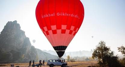 تركيا تختبر بنجاح مناطيد حرارية محلية الصنع