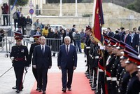 Turkey optimistic about EU ties with Malta's presidency term, PM Yıldırım says