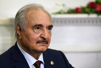 Warlord Haftar's forces threaten to target civilian planes