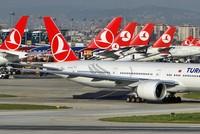 """Insgesamt 30,3 Millionen Personen flogen in den ersten sechs Monaten diesen Jahres mit der Turkish Airlines. """"Eine noch nie zuvor erreichte Zahl"""