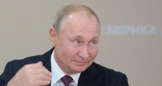 بوتين يبحث تنفيذ اتفاقه مع أردوغان مع مجلس الأمن الروسي