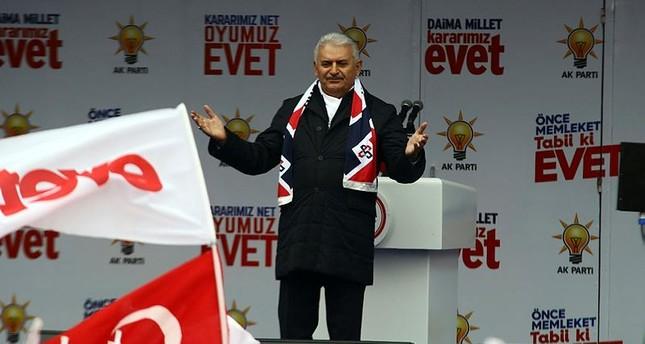 يلدريم: تركيا أثرت على الانتخابات الهولندية وخففت من موجة العنصرية