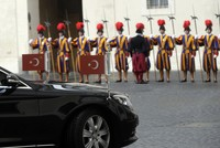 The Vatican and beyond: Europe's new political issues and Turkey