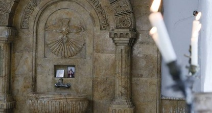 Armenian church used as YPG HQ opens for worship