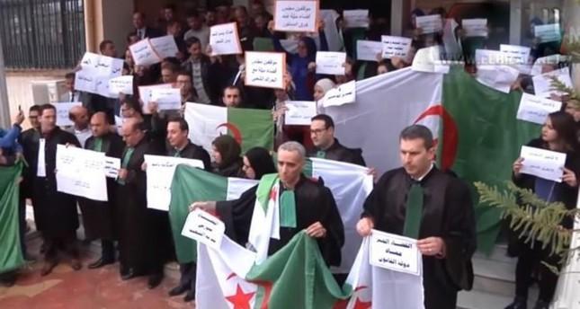 المجلس الأعلى للقضاء بالجزائر ينفي عزل قضاة على خلفية مشاركتهم في التظاهرات